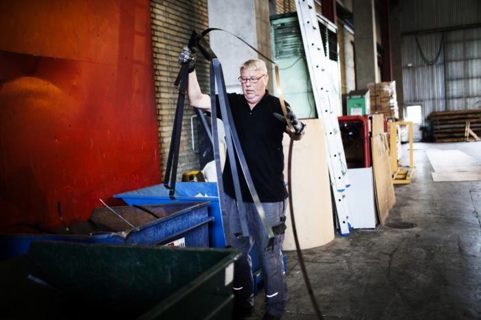 Alle partier bejler til arbejderen | Information Realateret artikel: http://www.information.dk/468945