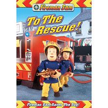 Fireman Sam: To the Rescue DVD