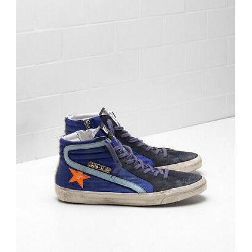 Sneaker Homme, Blanc, Cuir, 2017, 39 40 41 43Golden Goose