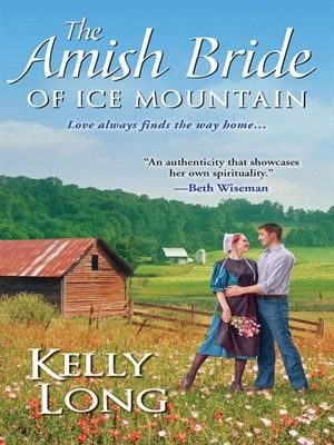 Cover image for The Amish Bride of Ice Mountain.