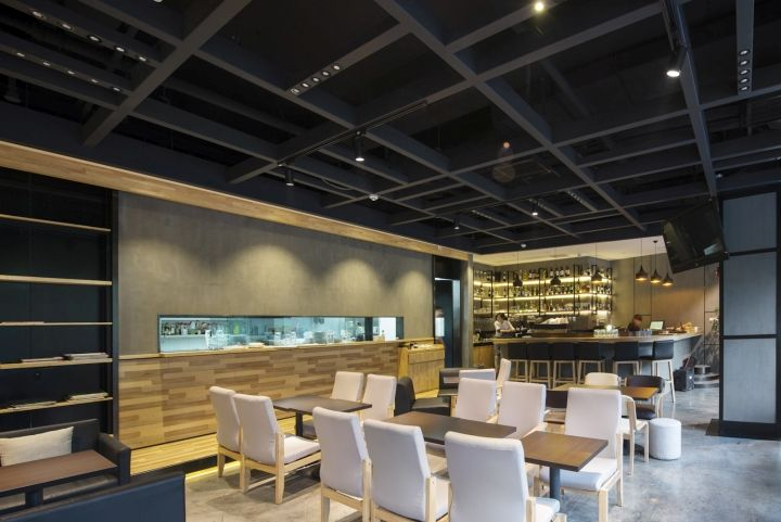 The Place Café by United Design Practice, Beijing – China » Retail Design Blog