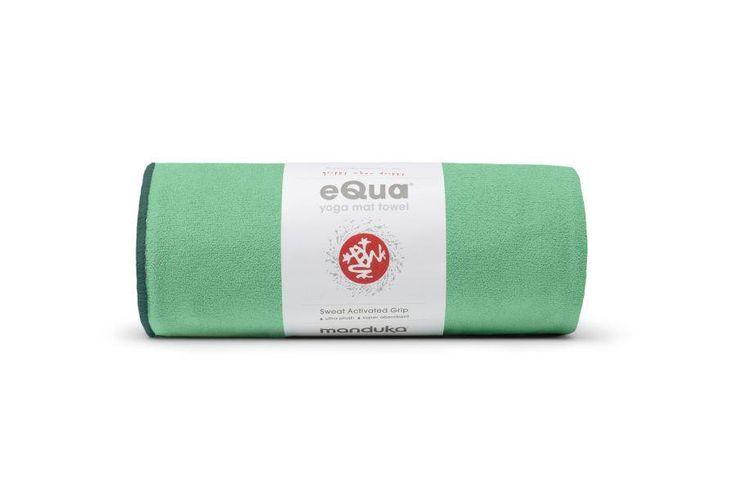 Bestel gemakkelijk en snel je groene Manduka eQua yoga handdoek ✓ Snelle levering ✓ A-merk producten ✓ Webshop keurmerk ✓ Veilig betalen.