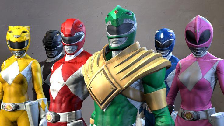 [SFM] Mighty Morphin Power Rangers Season 1/2 by Sharpe-Fan.deviantart.com on @DeviantArt