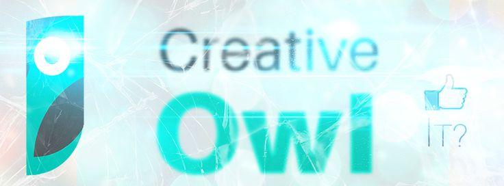 Creative  Owl Facebook cover☺