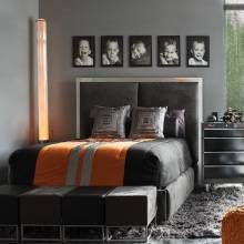grey walls for es harley davidson room
