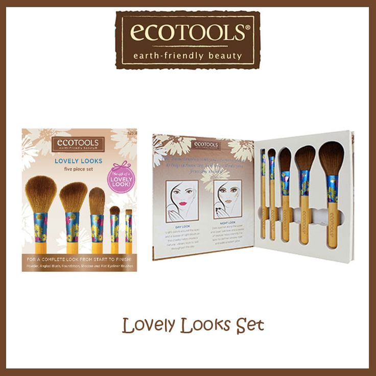 Ecotools Lovely Looks Set