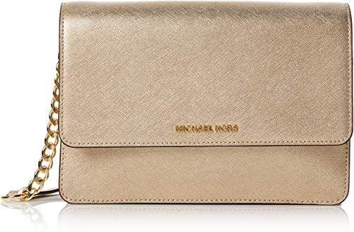Best Seller Michael Kors Womens Gusset Lg Gusset Crossbody Cross-Body Bag online