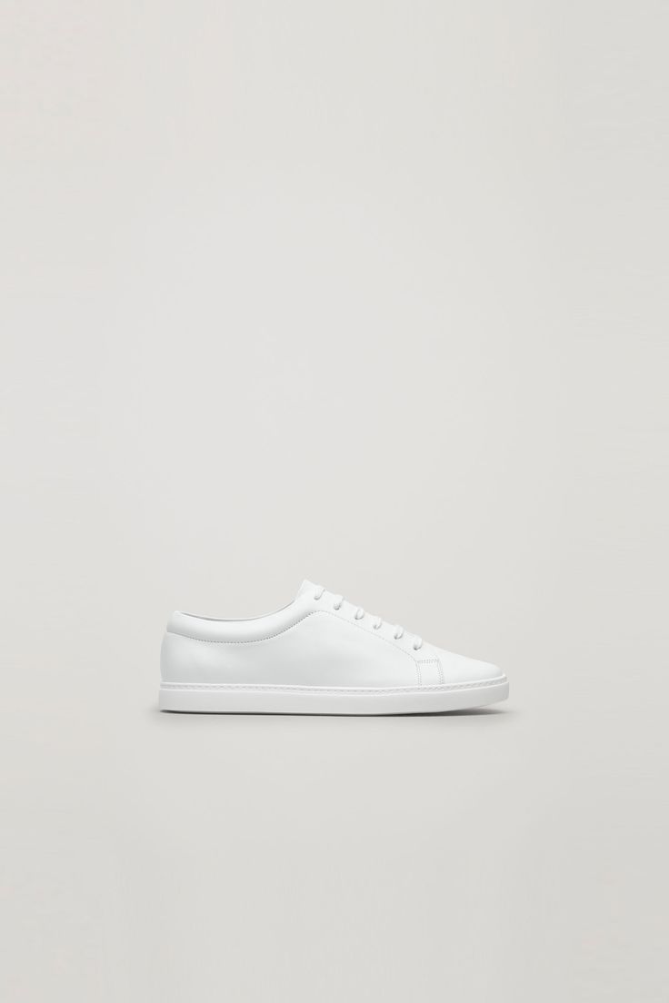 COS | Lace-up leather sneakers