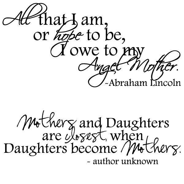 a mother is a daughters best friend quotes - photo #35