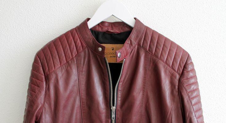 #Goosecraft - #Leather #Jacket | Batavia Stad Fashion Outlet