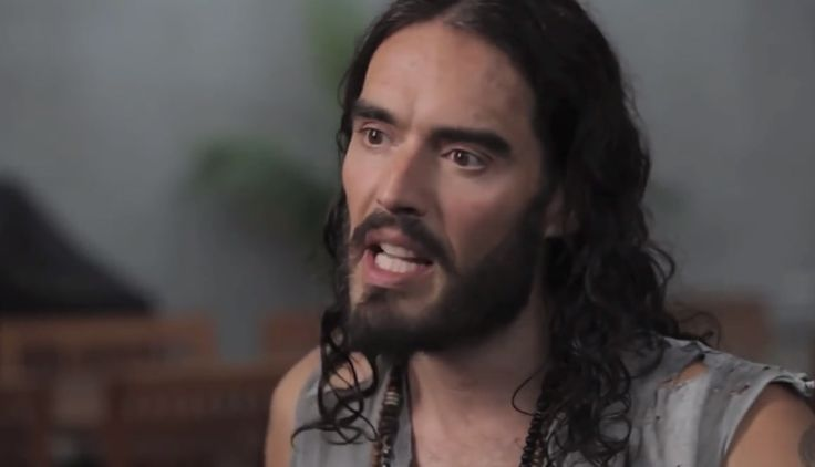 A Must-See: Russell Brand Destroys Everything We're Being Told