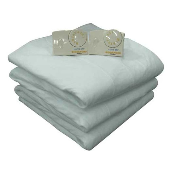 biddeford blankets electric heated mattress pad hayneedle - Heated Mattress Pad King