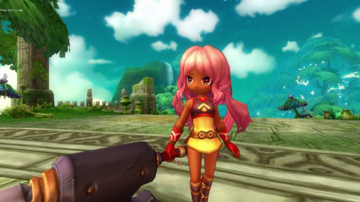 Dragomon Hunter is a anime-style Free-to-play (F2P), Action Role-Playing MMO Game (ARPG)