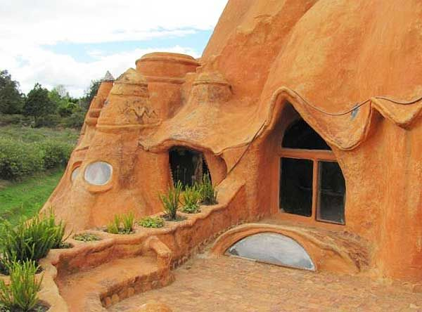 Clay Houses Resilient Fireproof Unique And Attractive