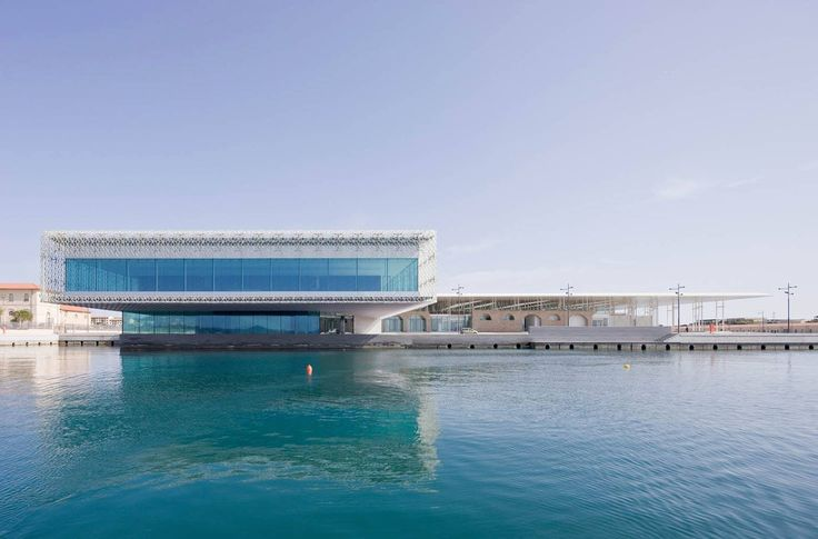 Building of the day - House of the Sea Sardinia, Italy