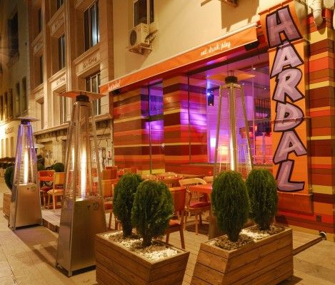 Hardal Cafe Restaurant– SPACE Architects and Designers | Kaan Çetinkaya Mimar