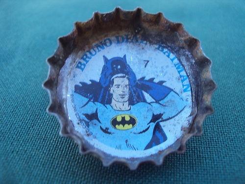 Advertising Bruno Diaz Batman DC Comics Argentine 1978 Soda Pepsi Bottle | eBay