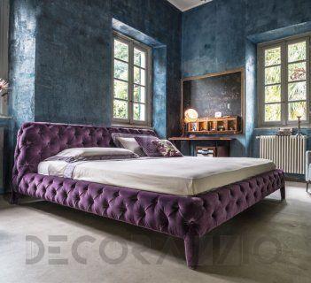 #armchair #furniture #interior #design king size кровать Arketipo Windsor, 7400103
