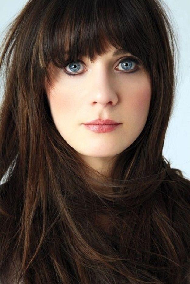 28 Albums Of Brunette Hair Color Ideas For Pale Skin Explore Lange Haare Mit Pony Haarfarben Lange Haare