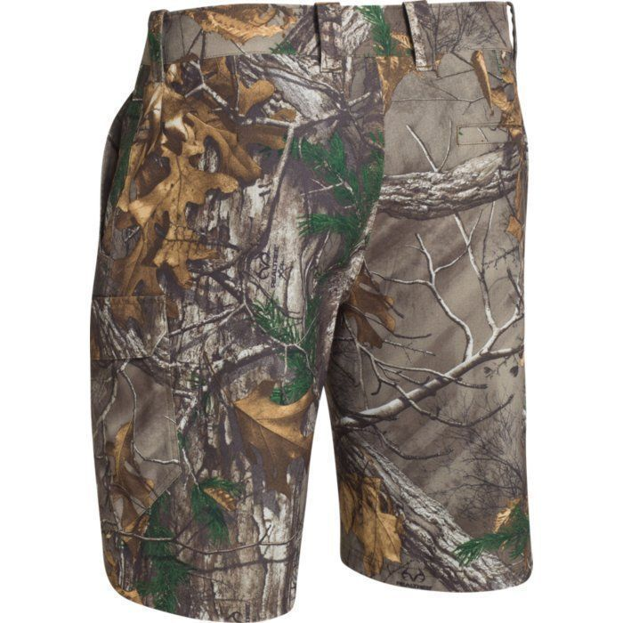 afd7a686f UNDER ARMOUR REALTREE XTRA CAMO CARGO SHORTS Style : 1257516 946 ...