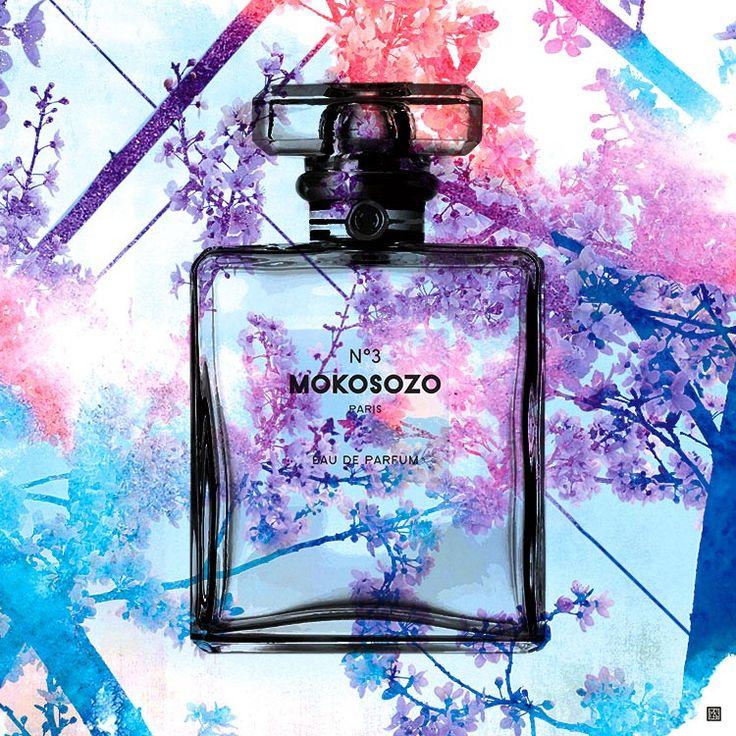 Sakura - Stretched Canvas Artwork & Ready to Hang | Mokosozo