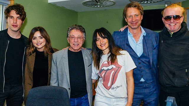 BBC Radio 2 - The Chris Evans Breakfast Show, Frankie Valli, Giles Martin, Jenna Coleman, Tom Hughes and KT Tunstall