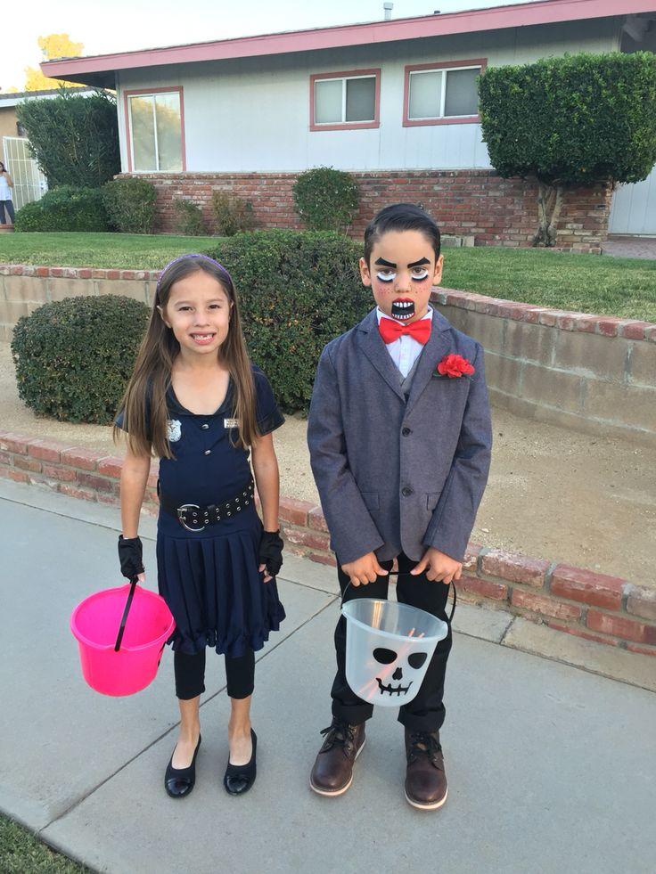 Slappy the Dummy DIY costume | Crafts | Pinterest | DIY ...