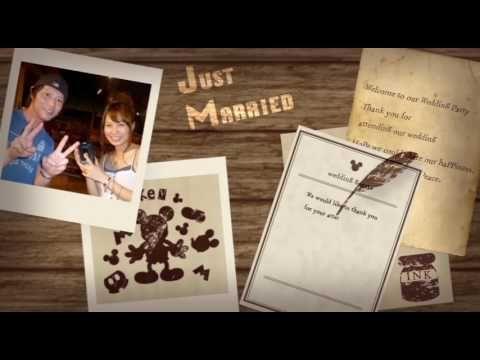 ディズニー公式ペーパーアイテム・プロフィールムービーの通販   marry[マリー]
