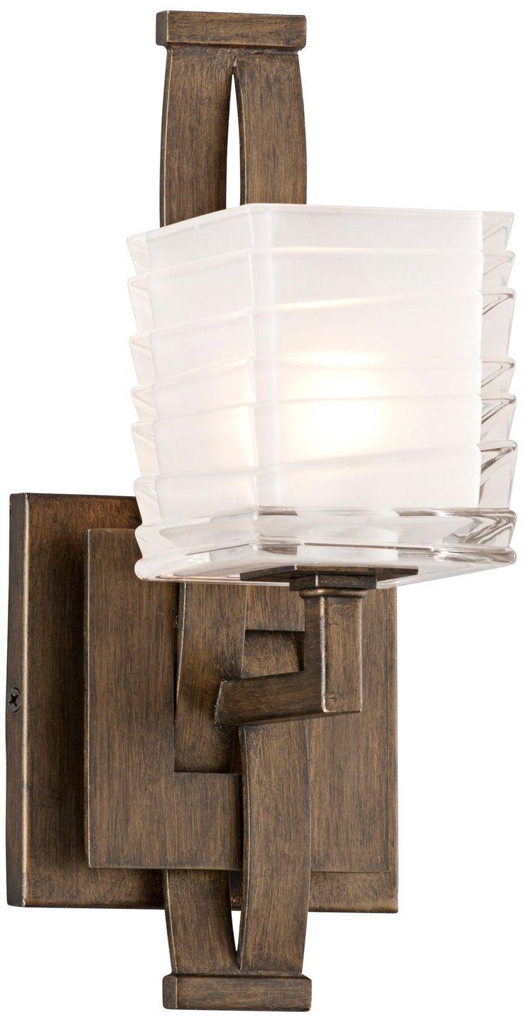 Bathroom Wall Sconces Bronze 31 best wandlampen/wall sconces images on pinterest | wall sconces