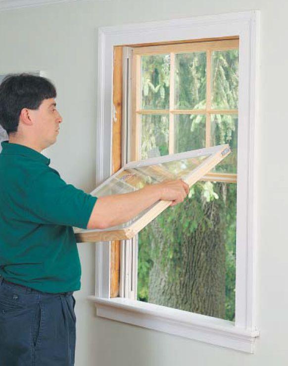 Double hung replacement sash kits brosco 39 s replacement for Window sash replacement