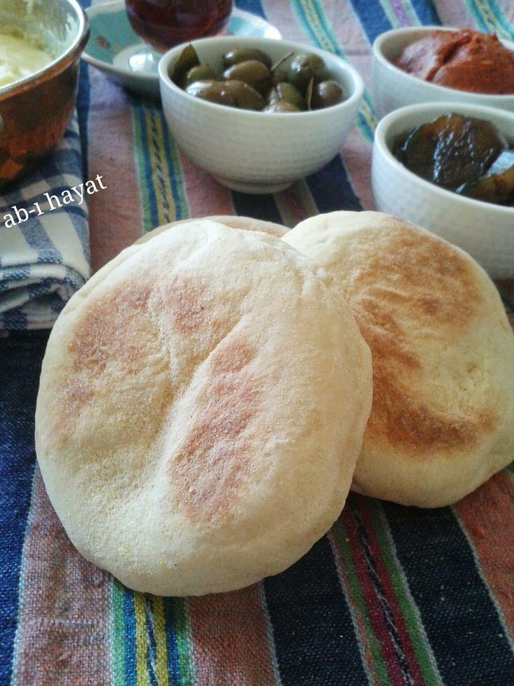 ab-ı hayat: İngiliz ekmeği & English muffin & Tava ekmeği