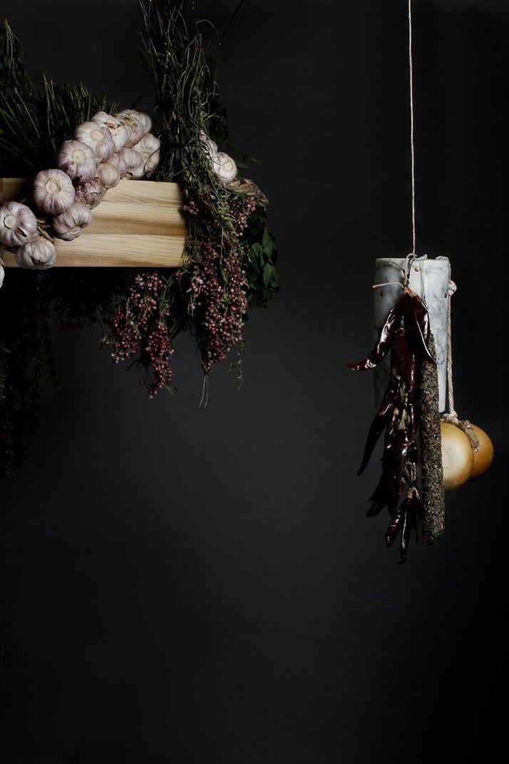 The Art Of Dehydrating Food By Marco Villa Mateos | http://www.yatzer.com/ouroboros-marco-villa-mateos