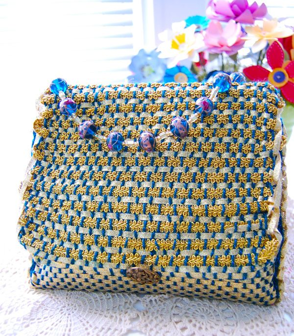 1000+ images about Loom Knit Bags Baskets Totes on Pinterest