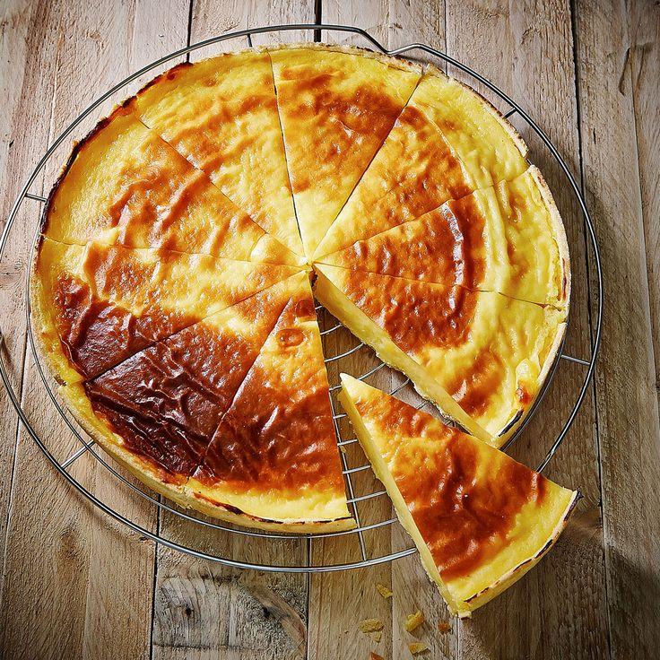 Découvrez la recette Flan Pâtissier Sans Maizena sur cuisineactuelle.fr.