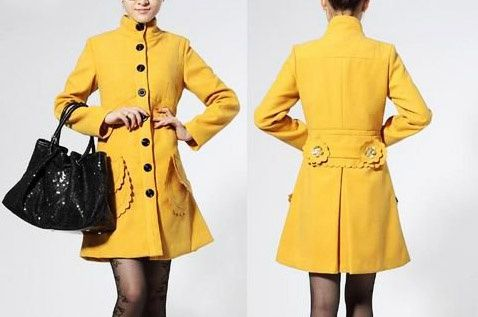 canary yellow designer cape - Google Search