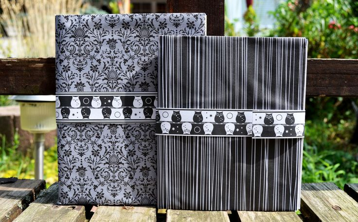 Black and White Notebooks