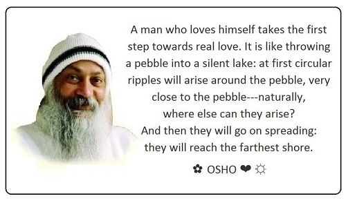 Osho Quotes on Real Love