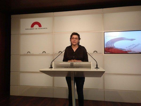 La CUP no es mou de labstenció i critica que JxCat i ERC no apostin per fer República