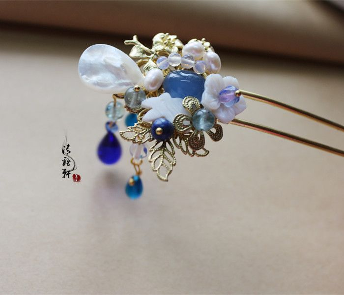 Chinese Hairpin Chinese Jade Hairpin Pinterest