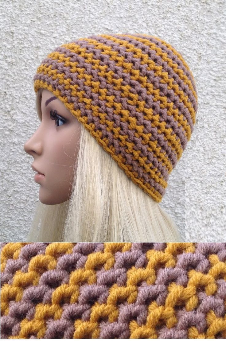 How to Crochet a Hat P#8 by ThePatterfamily