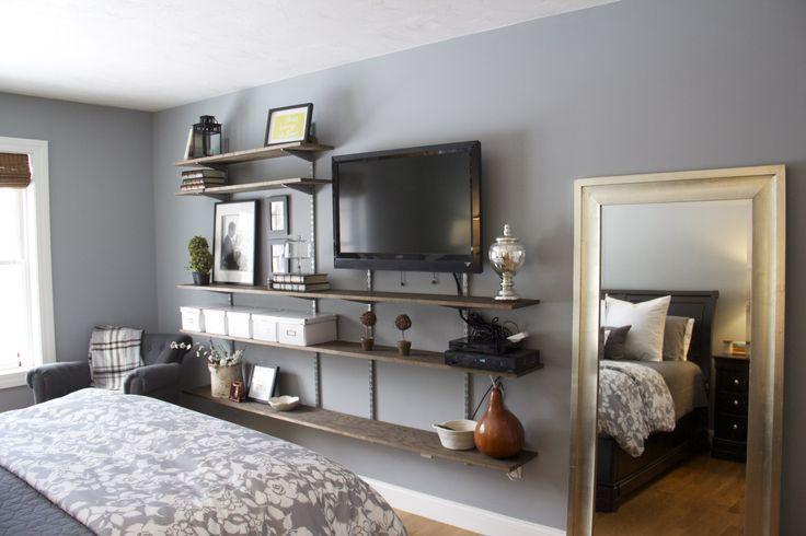 Bedroom Wall Mount Tv Ideas - Novocom.top