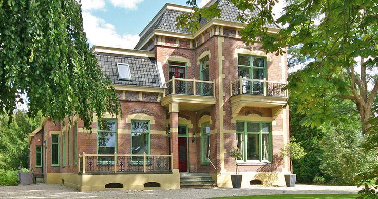 luxe vakantiehuis 20 personen privé zwembad, sauna en jacuzzi in Drenthe, Nederland