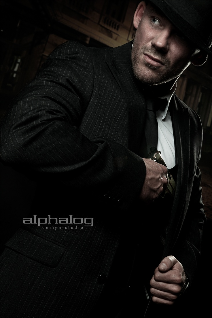 Welcome To Chicago Mafia Male Fashion Photography Photographer Design Sexy