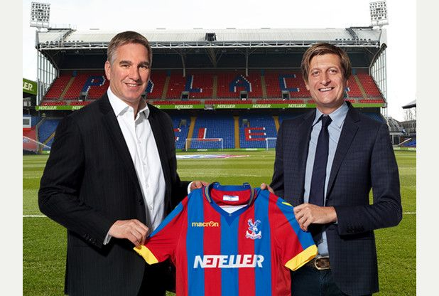 CRYSTAL Palace Football Club have announced Optimal Payments PLC, a leading global online payments provider, as their new shirt sponsors for the next two seasons.