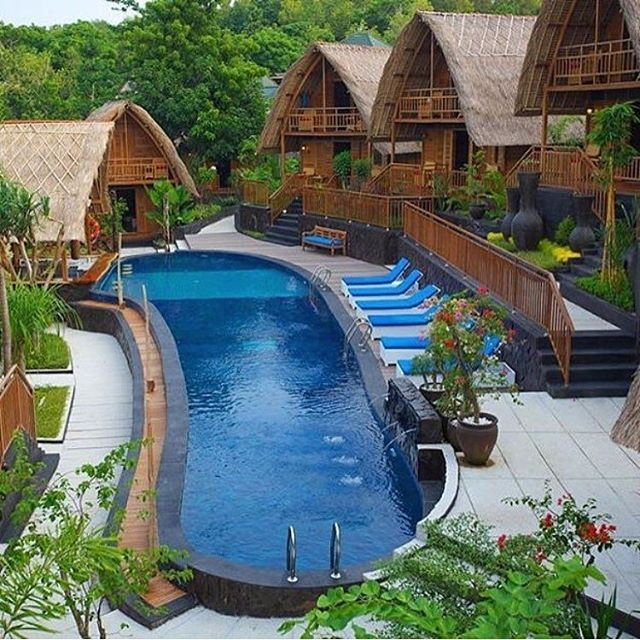 Hidden Valley Resort in Bali   #resort #paradise #travel #luxurylife #luxury #luxurylifestile #luxe #luxurious