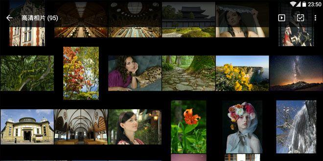 Apps de galerías de fotos más descargadas para Android - http://www.entuespacio.com/apps-de-galerias-de-fotos-mas-descargadas-para-android/