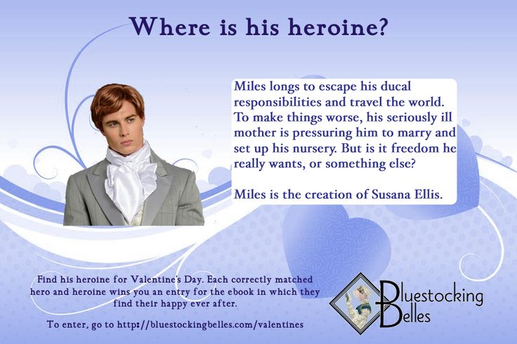 This Bluestocking Belles hero is missing his valentine. Will you help? For prize and entry details, see http://bluestockingbelles.com/valentines/ #BellesBrigade #Valentines #BellesInBlue