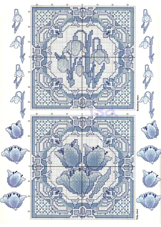 Gallery.ru / Фото #12 - The world of cross stitching 043 март 2001 - WhiteAngel