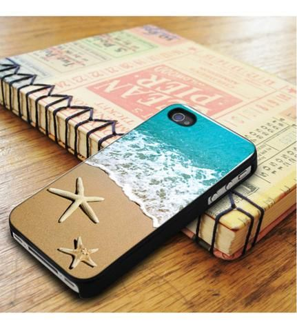Star Fish In Beach iPhone 5|iPhone 5S Case