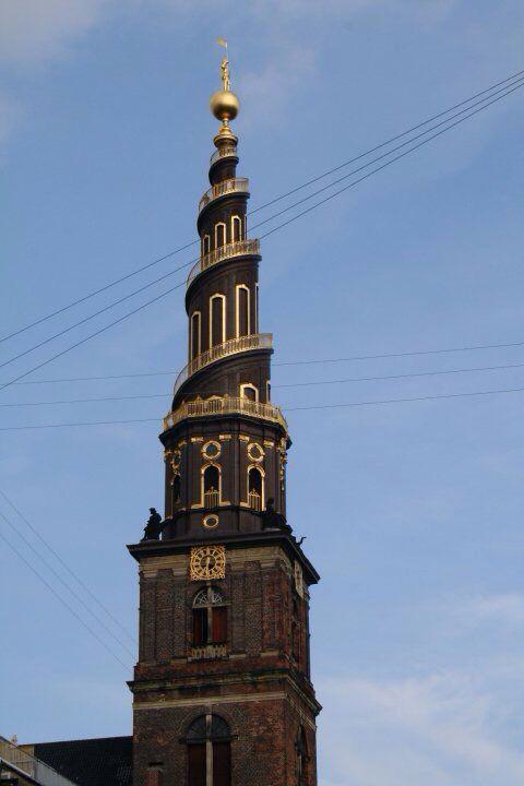 Foto da me scattata di un monumento di Copenhagen, Danimarca. Alessandra Vinci